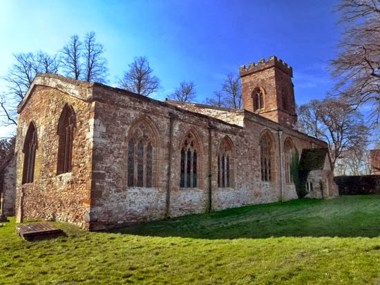 Ashby St Ledgers, church, St Leodegarius, Gunpowder Plot