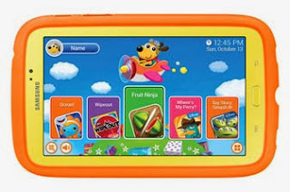 Samsung Tablet, Samsung Galaxy Tab 3 Kids