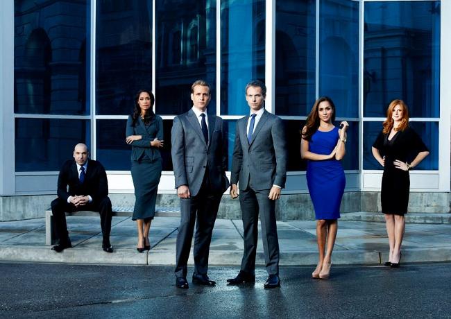 imagen promocional de Suits