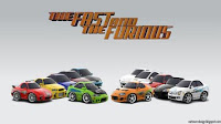 the fast and the furious cartown wallpaper