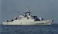 Alvand of Saam class frigate