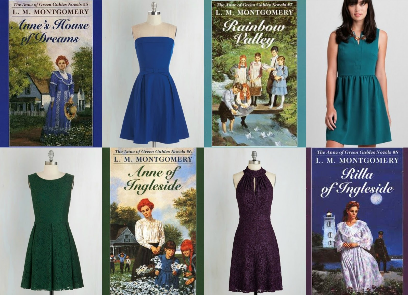 {Bookish Style Files} Green Gables edition 02