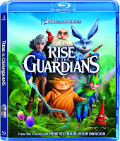 Rise of the Guardians Blu-Ray DVD