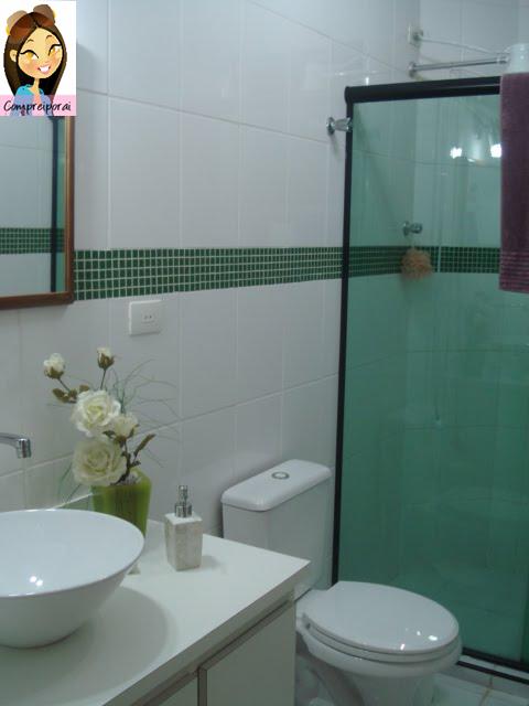 Comprei por aí ♥ Reforma Antes e Depois! -> Encanamento De Banheiro Com Banheira