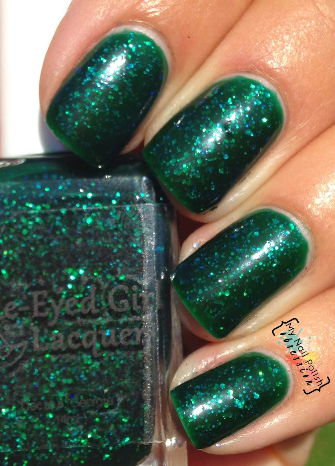 Blue Eyed Girl Lacquer Amas Veritas Spell