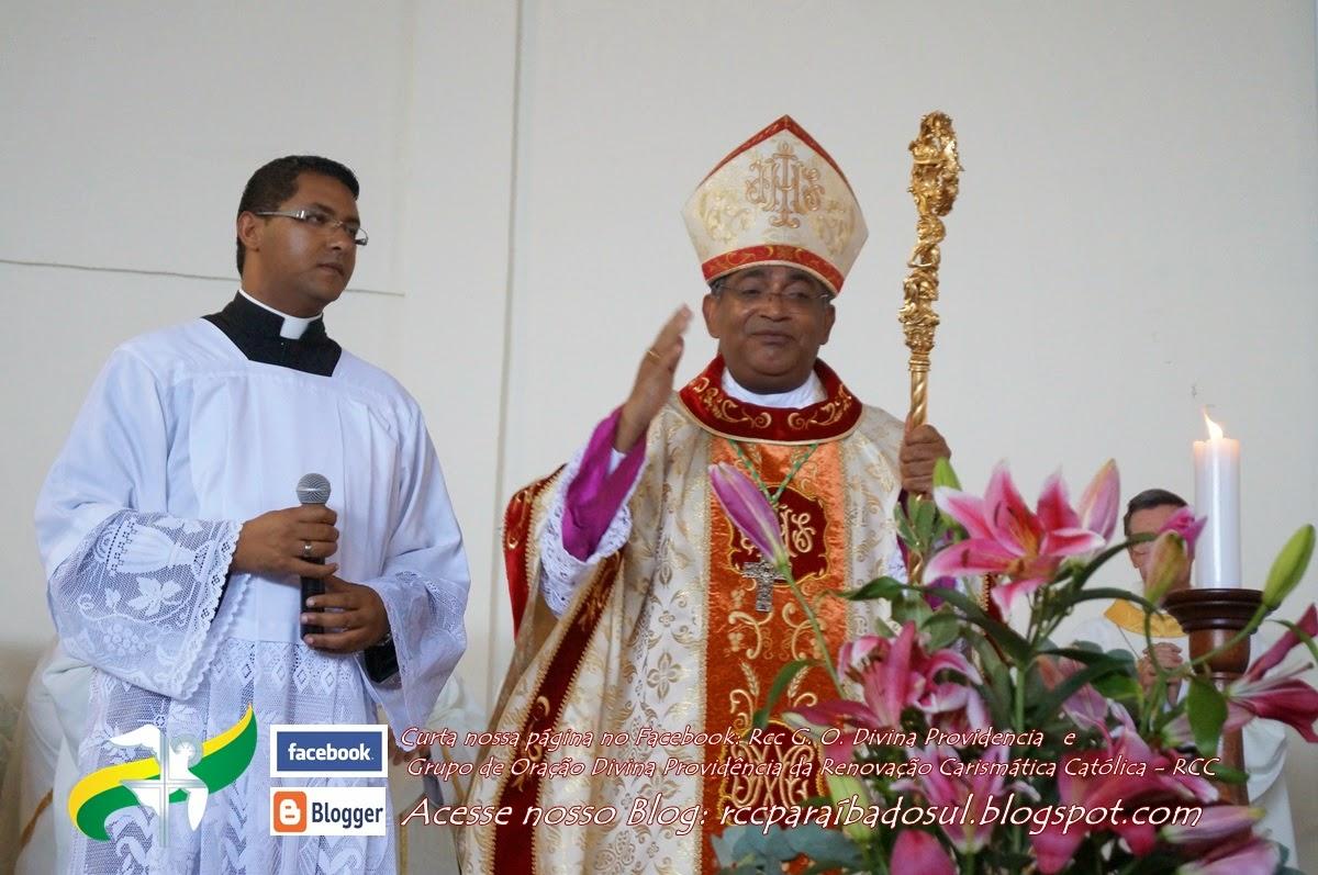 Posse de D. Nelson Francelino Ferreira como 7° Bispo da Diocese de Valença