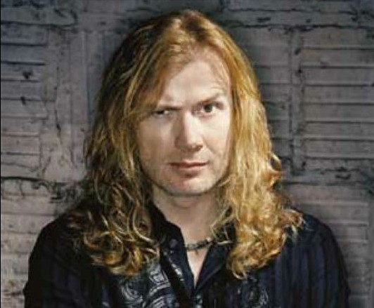 how tall is dave mustaine