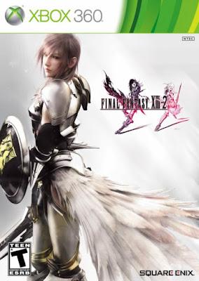 Free Game XBOX360 Final Fantasy XIII-2