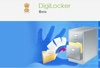 digilocker - Store all your docs in Govt Digital Locker