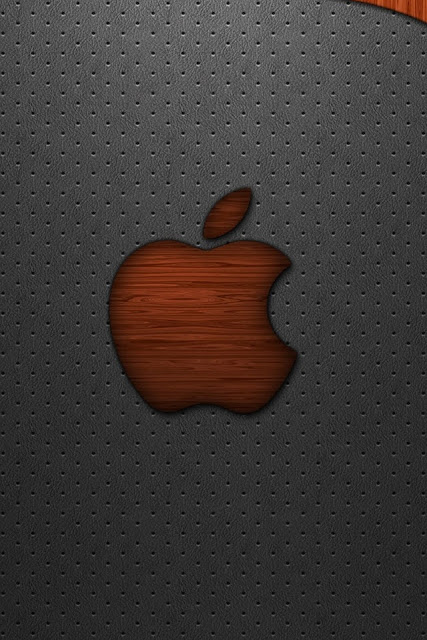 Apple Logo 44 iPhone Wallpaper By TipTechNews.com