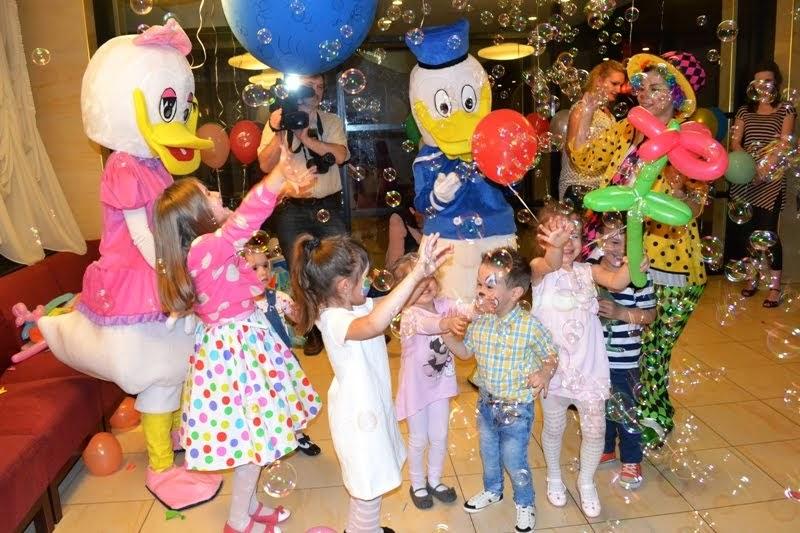 Organizam petreceri pentru copii