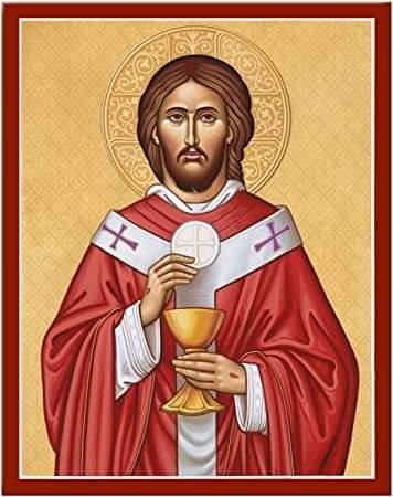 Gospodin Isus Krist Zaštitinik Bloga Tradicija Crkve