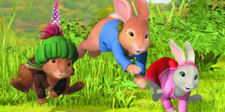 Nickelodeon And Peter Rabbit Spring Into Action At The American International Toy Fair 2014 With Exciting New Lineup In York City