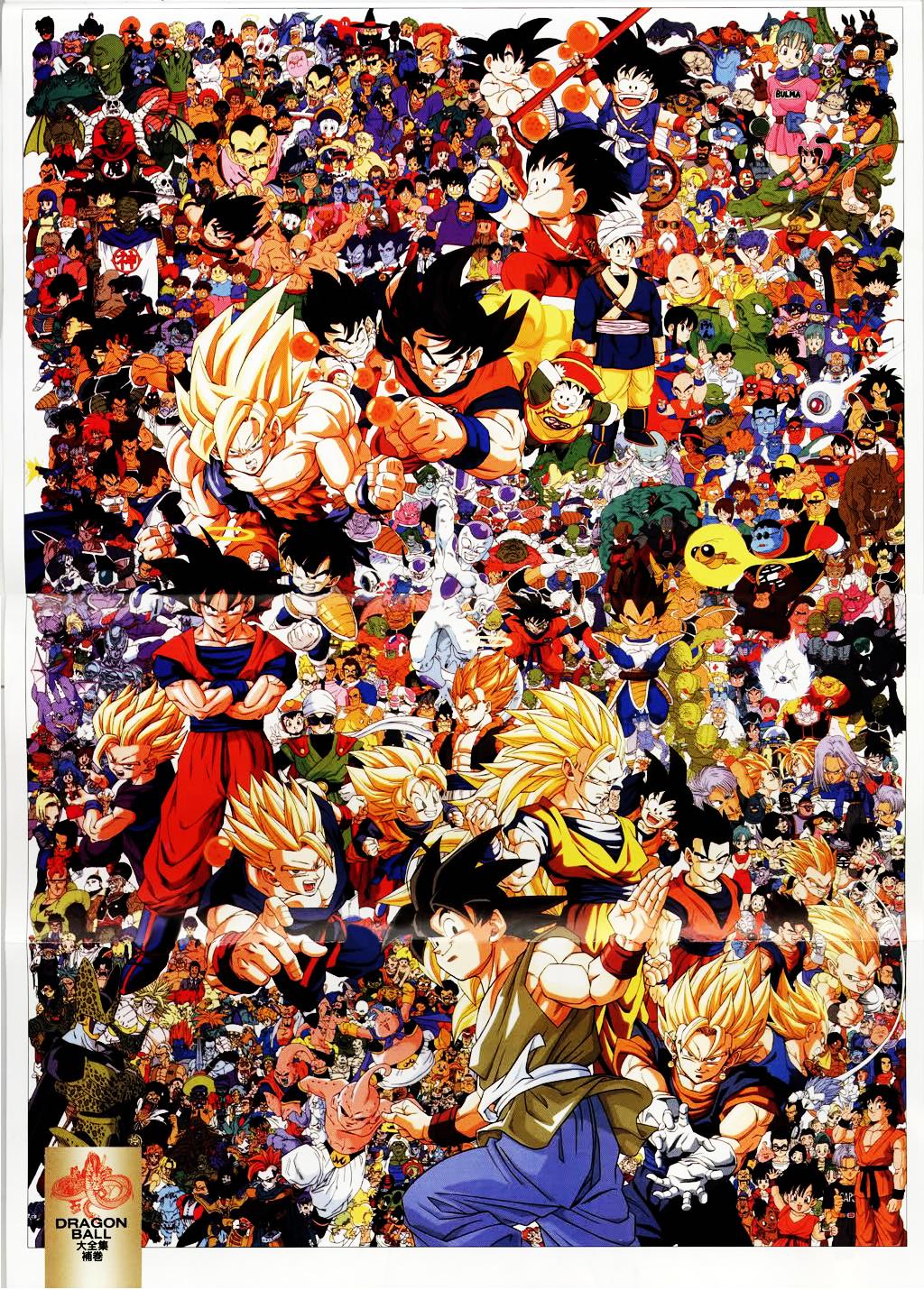 Lista de personajes - Dragon Ball Wiki - Wikia