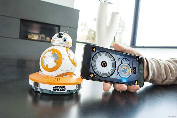 Sphero releases app-enabled droid BB-8