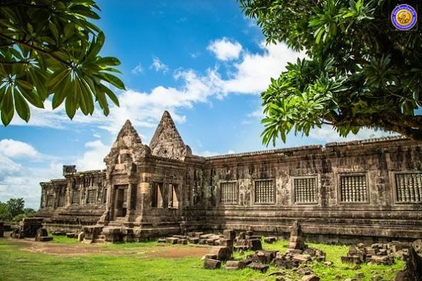 Wat Phou - Champasak Laos