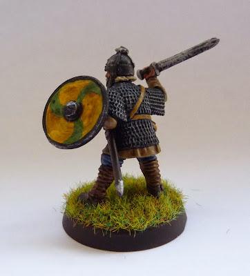 Anglo-Dane Huscarl from SAGA