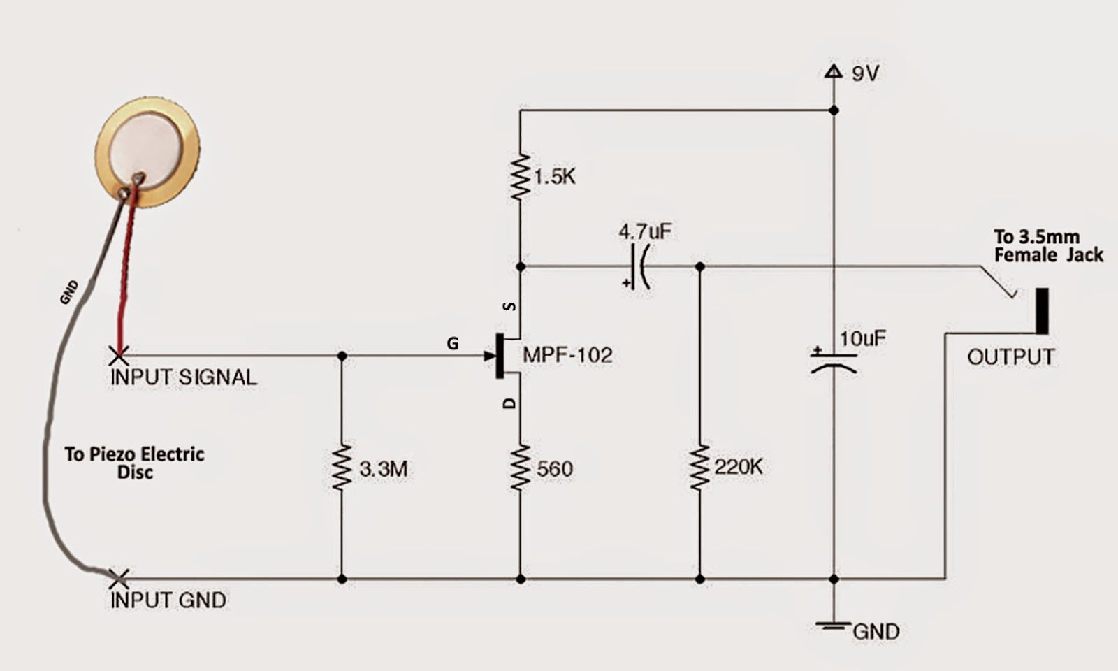 i microphone schematic get free image about wiring diagram