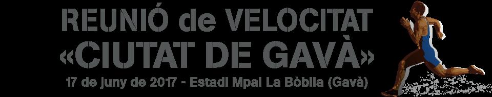 Reunió de Velocitat «Ciutat de Gavà»