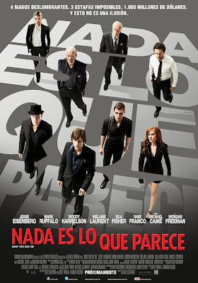 Nada es lo que parece (2013) Latino DVDRip