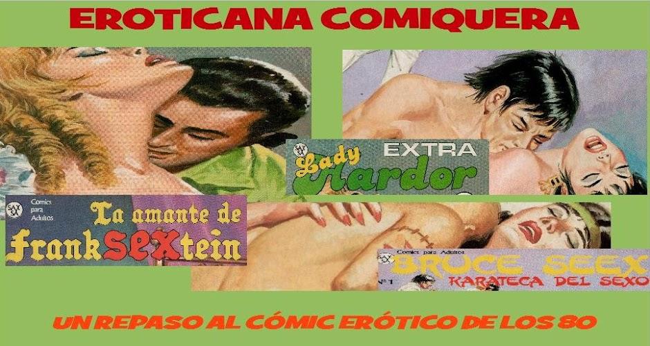 Eroticana comiquera