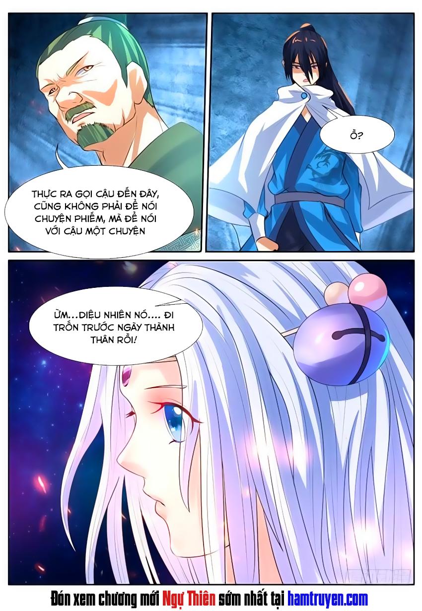 Ngự Thiên chap 18 - Trang 11