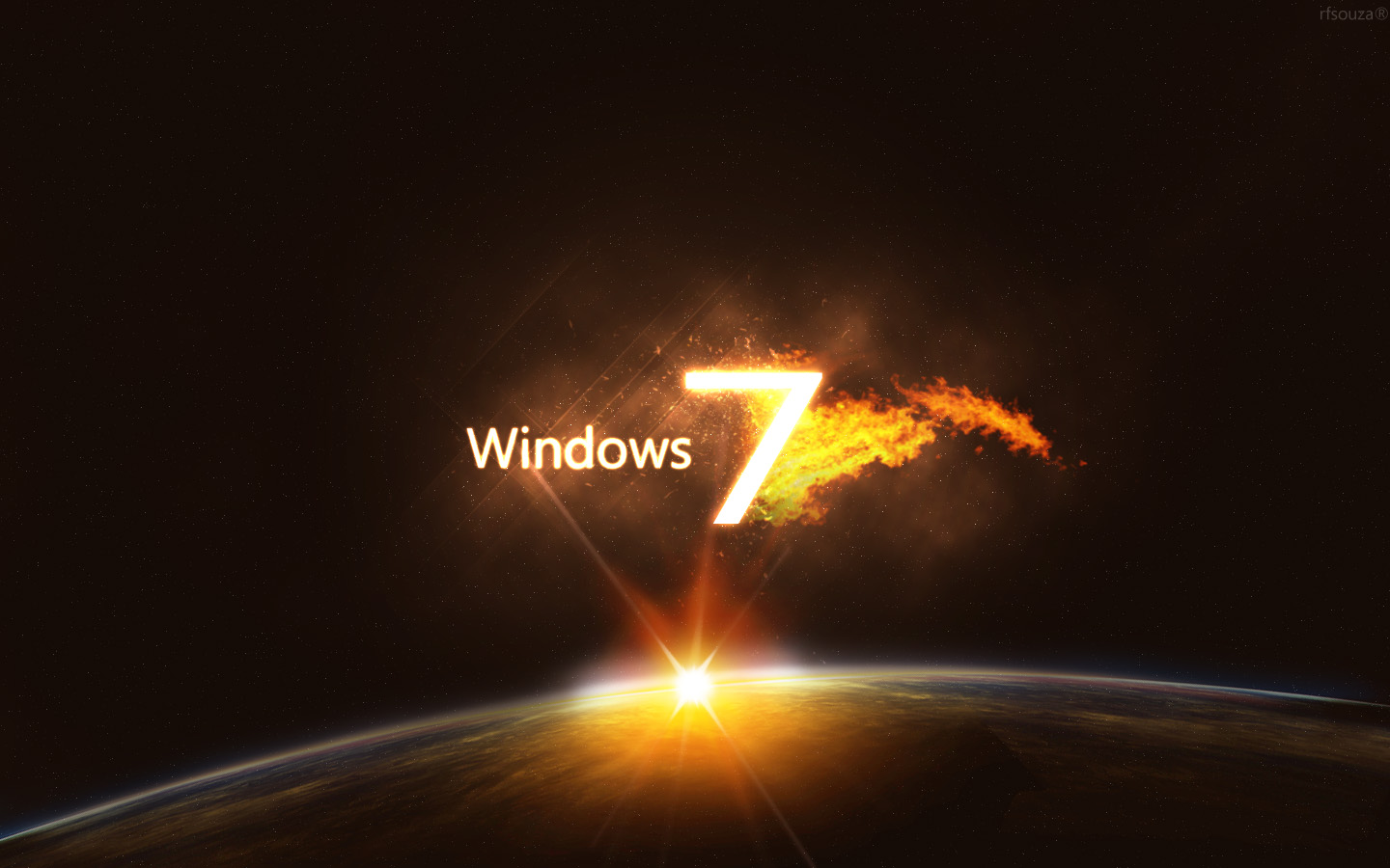 Windows 7 original wallpapers | Windows 7 genuine wallpapers | Windows