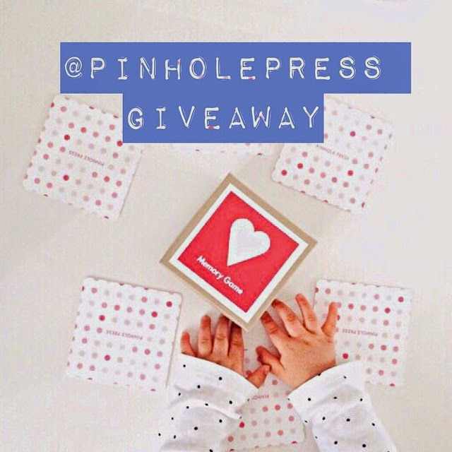 simplyxclassic, giveaway, pinholepress