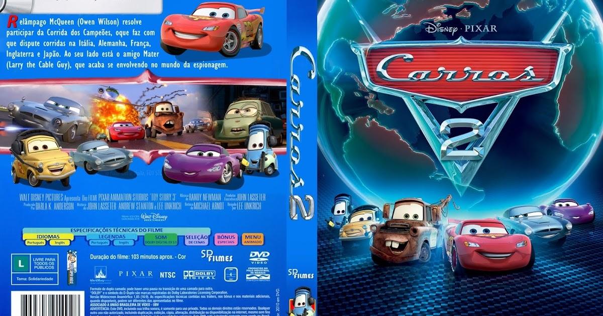 Apollo Collition: BAIXAR CARROS 2 DUBLADO AVI + RMVB + CAPA DO FILME