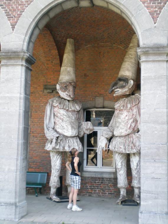 BINCHE (Belgio)