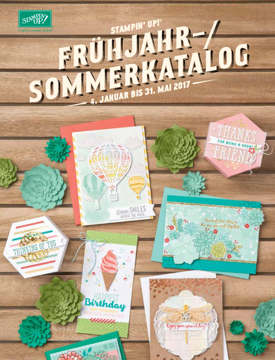 Frühjahr Sommer Katalog