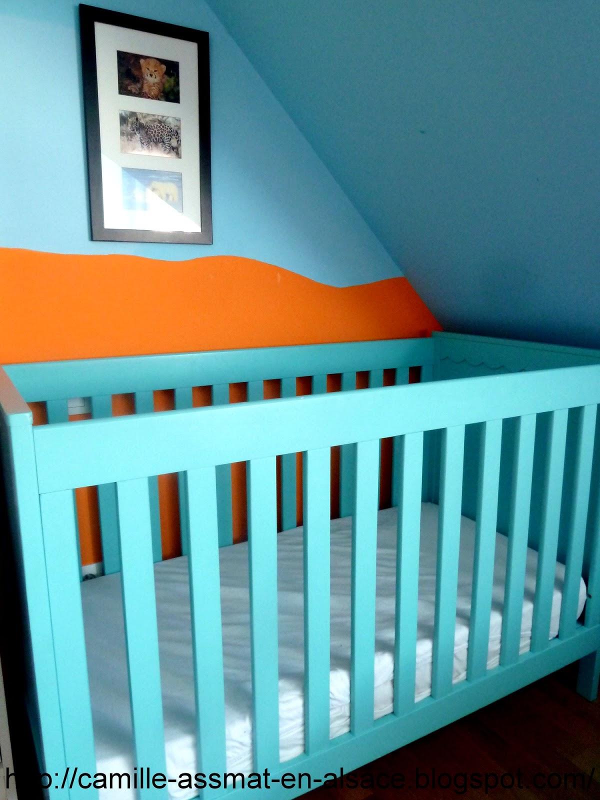 Nounou nature en Alsace: Chambre de bébé