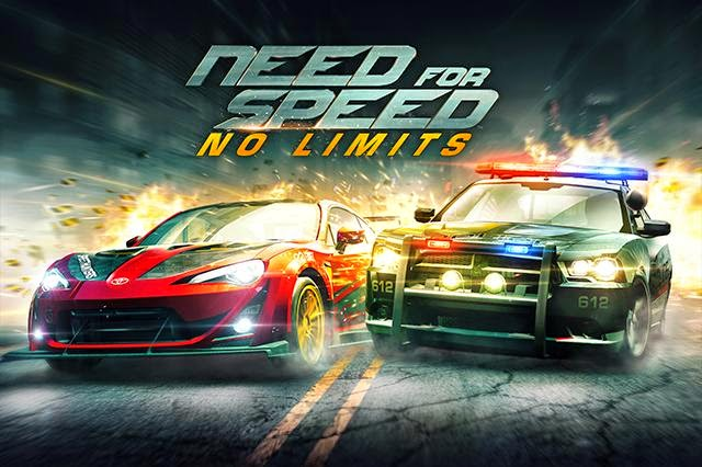 موعد إطلاق لعبة Need For Speed No Limits على أبل أيفون 6 أيباد
