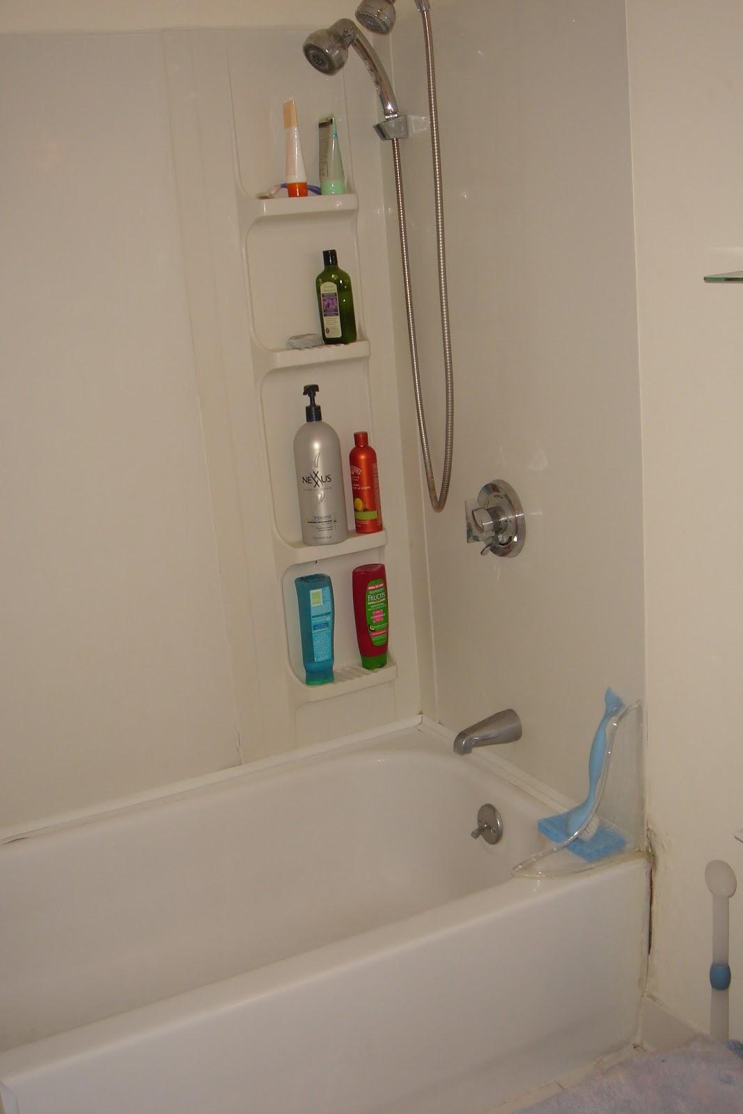 30 and Counting: Bath Tub Renovation