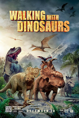 Sinopsis dan Trailer Film Walking With Dinosaurs