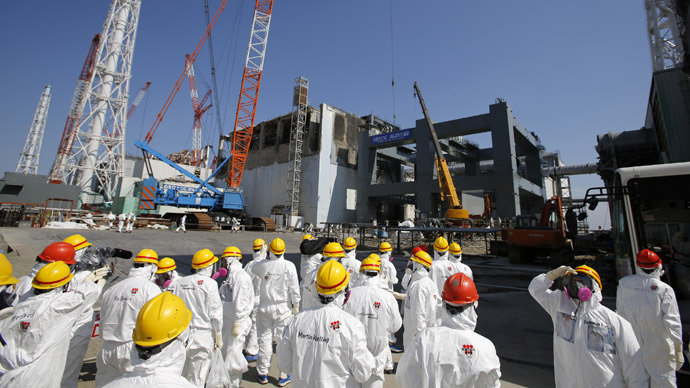 "Seemorerocks: Fukushima - Possible ""unprecedented"" disaster"