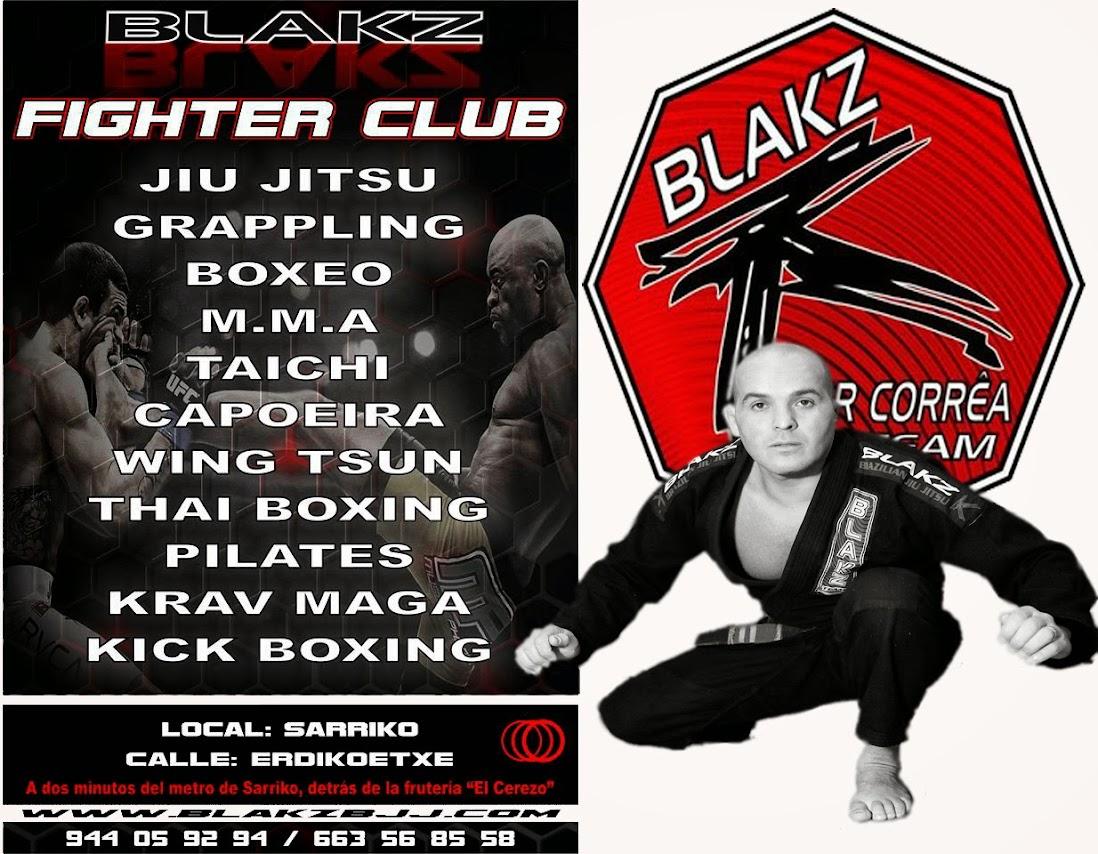 Jair Correa BLAKZ Team