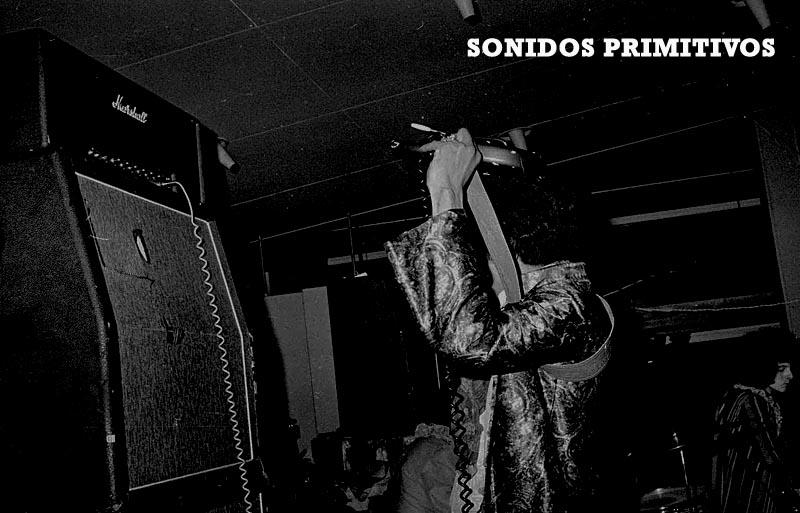 † Sonidos Primitivos †