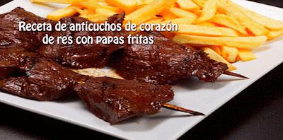 Recetas para carnes,