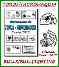 Ene 12 - TOROS y TAUROMAQUIA