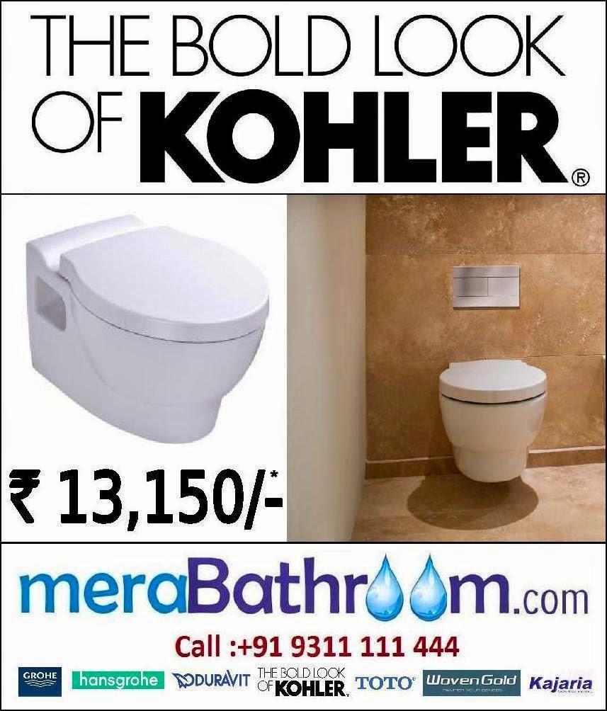 Grohe Dealers in Delhi NCR(Call: +91 9311 111 444): Kohler Ove EWC Seat