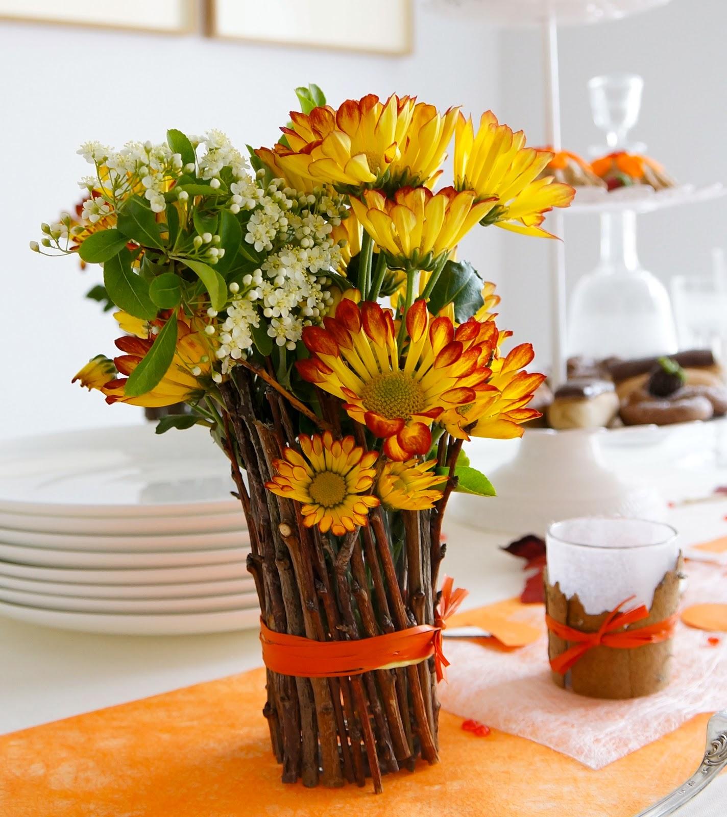Ma boutique d co table d coration de table bouquets d - Deco table automne ...