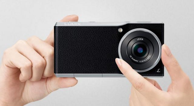 Tampilah Kamera Panasonic Lumix DMC-CM10