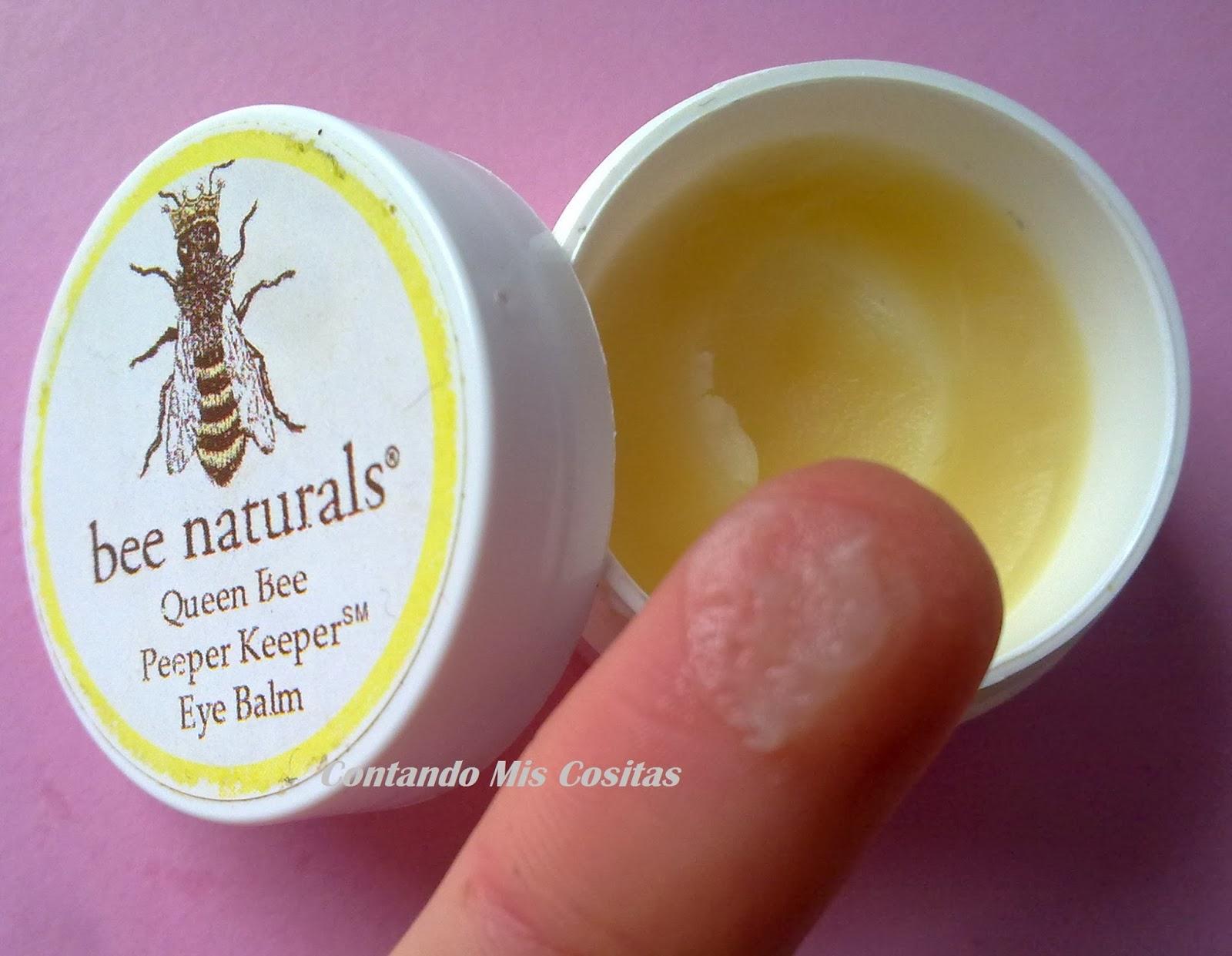 Contorno de ojos Bee Naturals