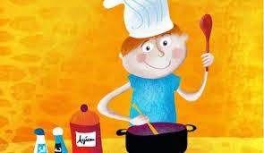 Já está na net a Programação das aulas de culinária do 2º semestre de 2013