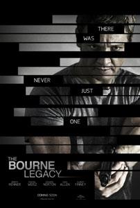 Poster original de El legado de Bourne