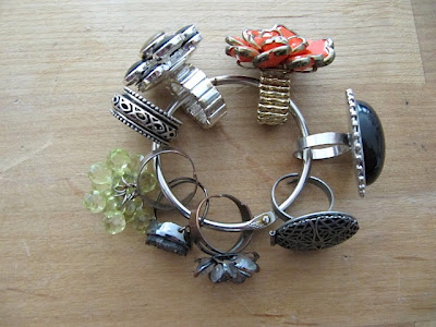 ring organizer