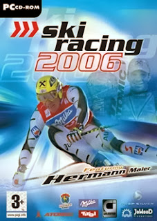 Ski Racing 2006   Featuring Hermann Maier   PC