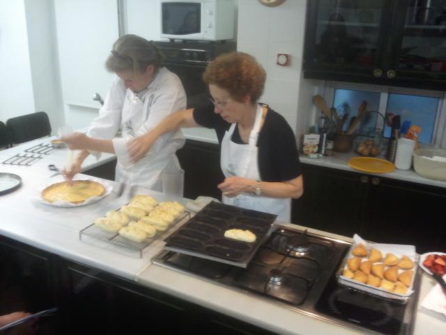 Mono de trigo curso de cocina para cel acos en barcelona for Cursos de cocina barcelona