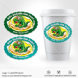 jasa desain logo label produk tuban surabaya jayapura